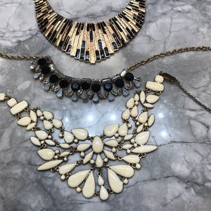 Necklace bundle from J crew